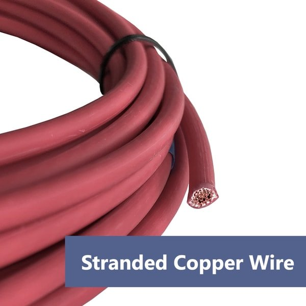 stranded GXL copper wire
