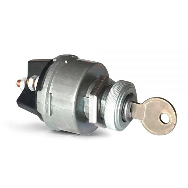4 position ignition key switch