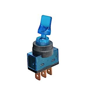 duckbill toggle switch blue