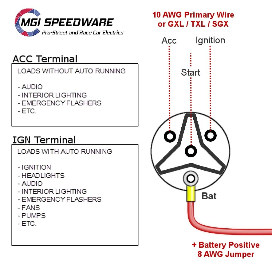 diagram mercruiser key switch wiring diagram full version