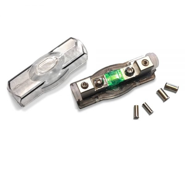 MIDI fuse holder with mini anl fuse