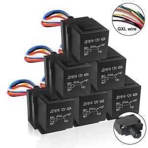 automotive relay bank harness