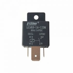 80A 4 pin heavy-duty relay