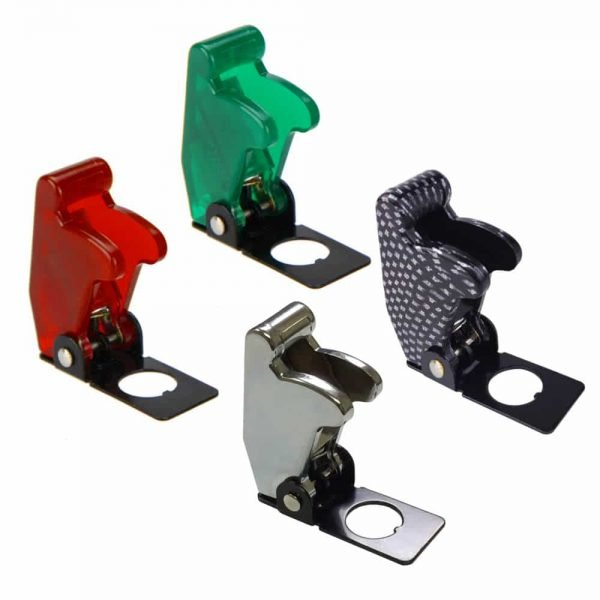 aircraft safety flip toggle switch covers
