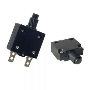 automotive pushbutton circuit breaker
