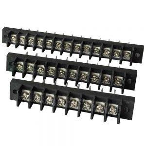 single row terminal block