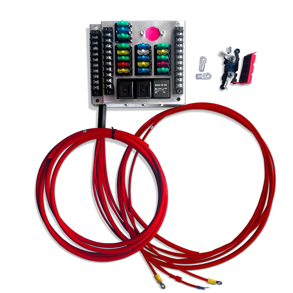 car fuse box cost wiring diagram read 2014 Impala Brain Box automotive fuse box with 18 fuses mgi speedware car fuse box cost