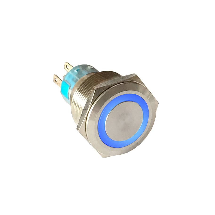 Momentary Push Button Switch 22mm