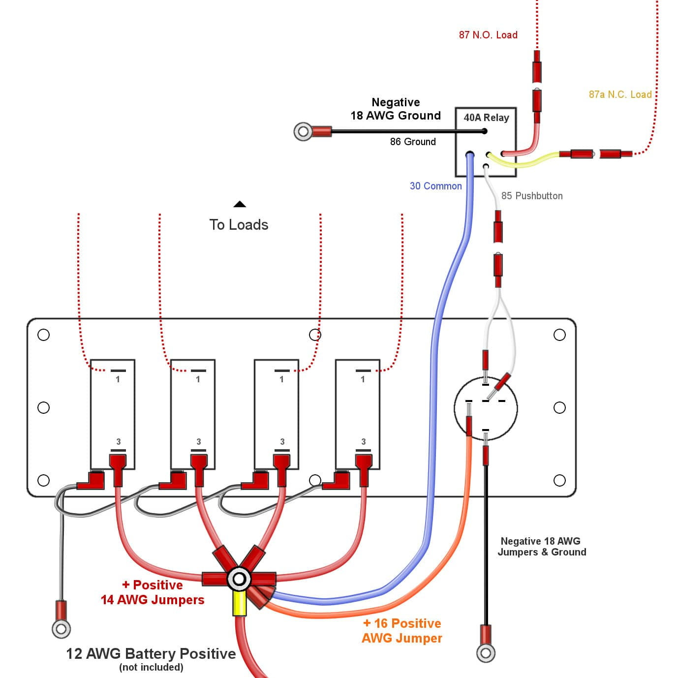 Push On Ignition Switch Wiring Diagram | Wiring Diagram Wiring Diagram Push On Switch on switch circuit diagram, switch lights, network switch diagram, relay switch diagram, wall switch diagram, switch starter diagram, 3-way switch diagram, switch battery diagram, electrical outlets diagram, switch socket diagram, rocker switch diagram, switch outlets diagram,