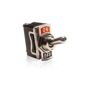 2 pin metal toggle switch