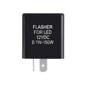 12v LED flasher relay 2 pin