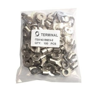 non-insulated ring terminals RNB14-8