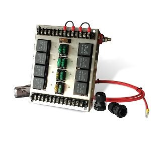 Custom Car Relay Panels & Kits