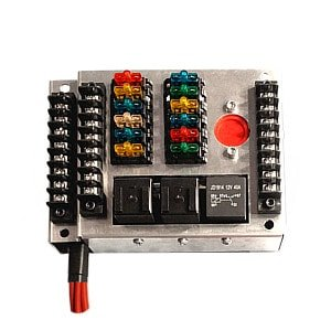 Custom Aftermarket Fuse Boxes