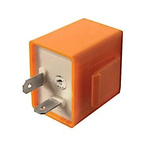 adjustable 2-pin flasher relay
