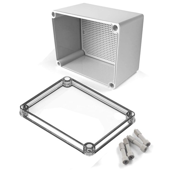 junction box clear cover
